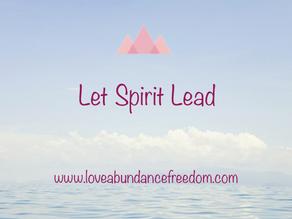Developing a Spiritual Practice