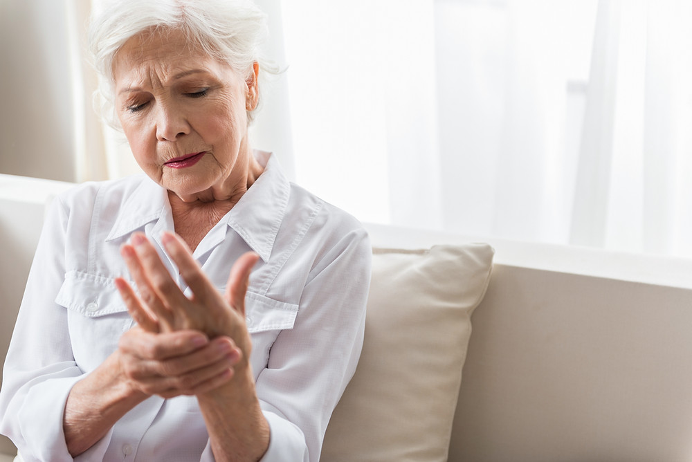 CBD Oil For Rheumatoid Arthritis Pain Relief