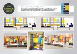 Window display design