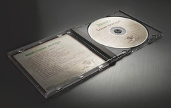 Irish Lovesongs booklet and CD
