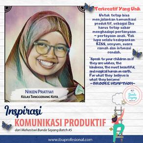 Inspirasi Komunikasi Produktif