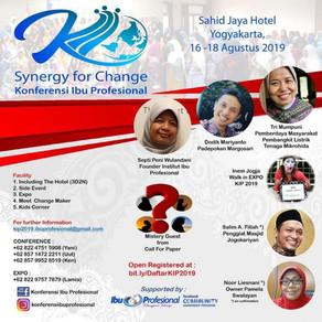 Road To Konferensi Ibu Profesional