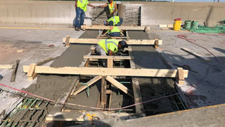 Dubuque County Deck Joint Repairs