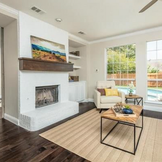 Investor Home Staging in Trophy Club