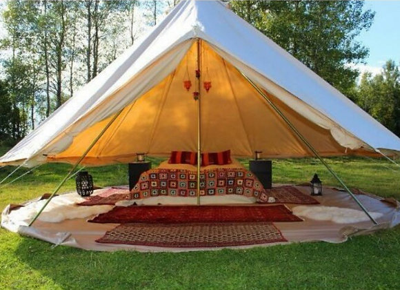 Bell Tent - Full Canvas Package