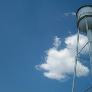 water tower by Mariah