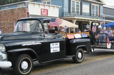 Van Parade