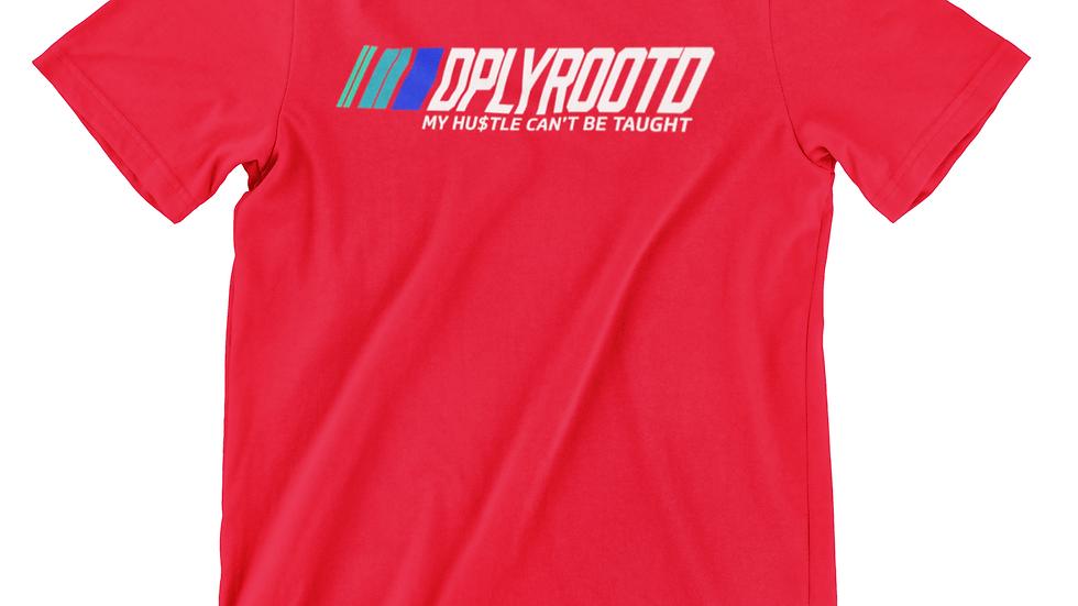 DPLY ROOT'D Motorsport Tshirt Red