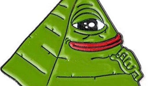 Pyramid Frog