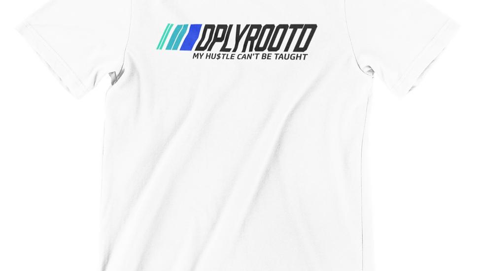 DPLY ROOT'D Motorsport Tshirt White