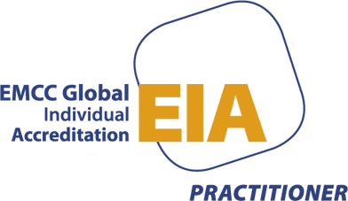 EMCC accreditation - logo - EIA - colour