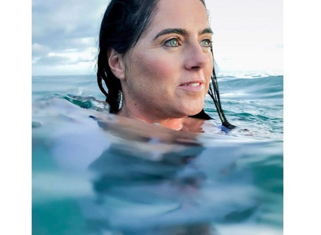 Episode 79 – Claire Walsh – Freediver/Voice Coach