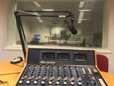 Episode 8 – Adrianne Murphy  – Broadcaster
