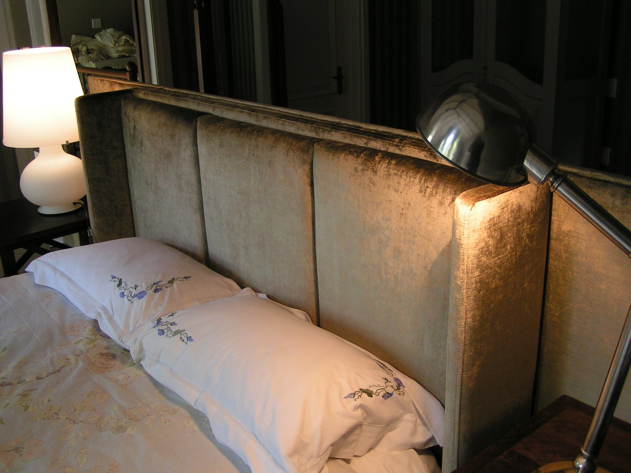 Mark Miller Furniture Bed Headboard