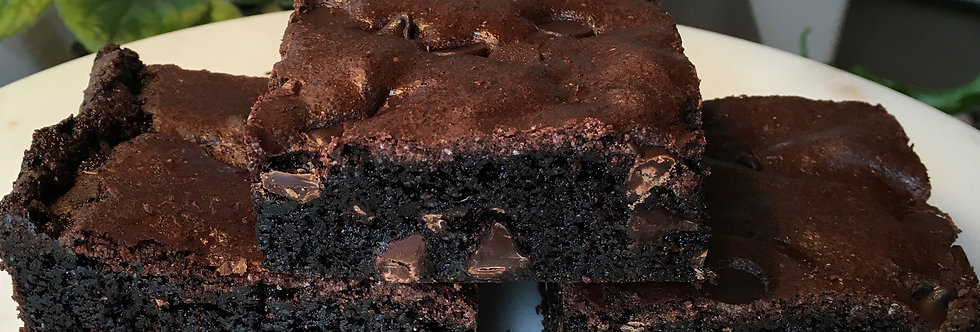 Awesome! Gluten Free Brownies