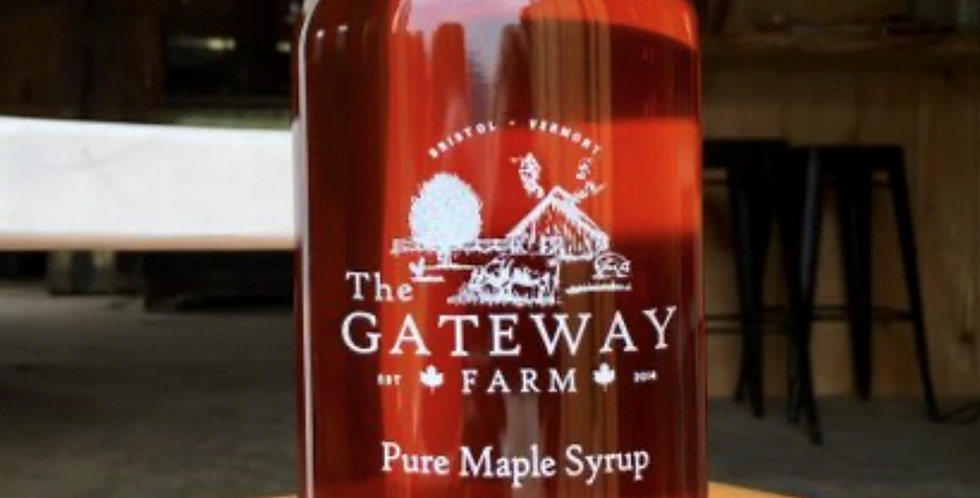 PureMaple Syrup from Gateway Farms