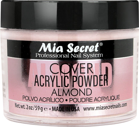 COVER ALMOND ACRYLIC POWDER