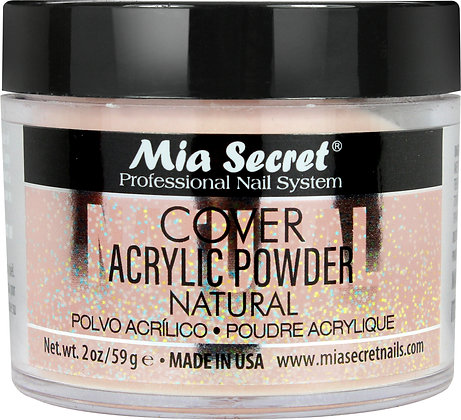 COVER NATURAL ACRYLIC POWDER