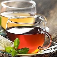 Чай черный\зелёный