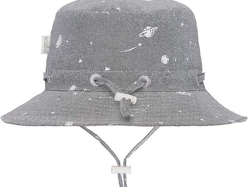 Toshi space race sunhat wide brim