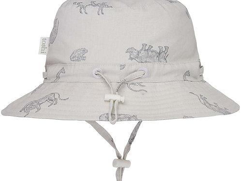 toshi sun hat creatures wild ones wide brim