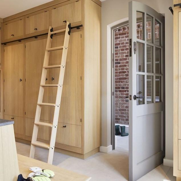 Bootroom Ladder