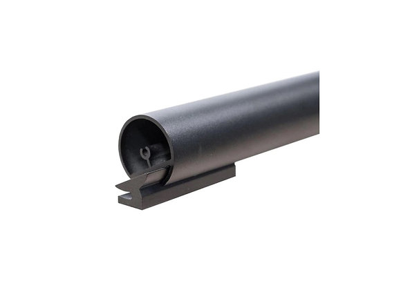 4ft Rail Black