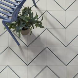 Pinstripe Tiles