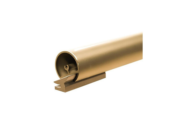 4ft Rail Brass