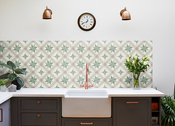 MOROCCAN IMPRESSIONS TILE