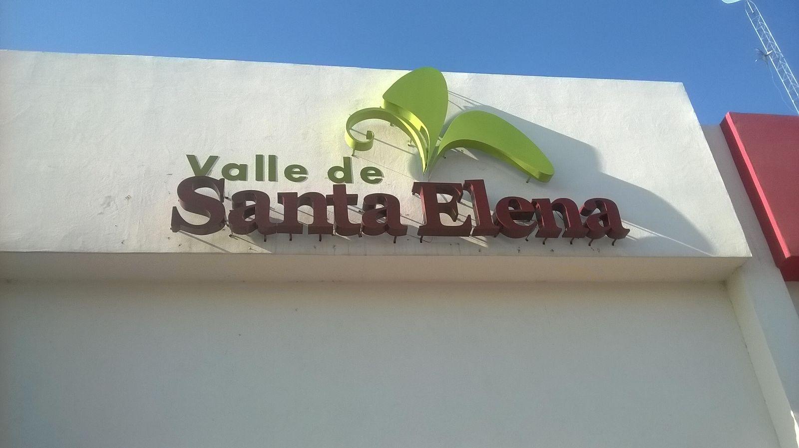 ANUNCIO VALLE DE SANTA ELENA