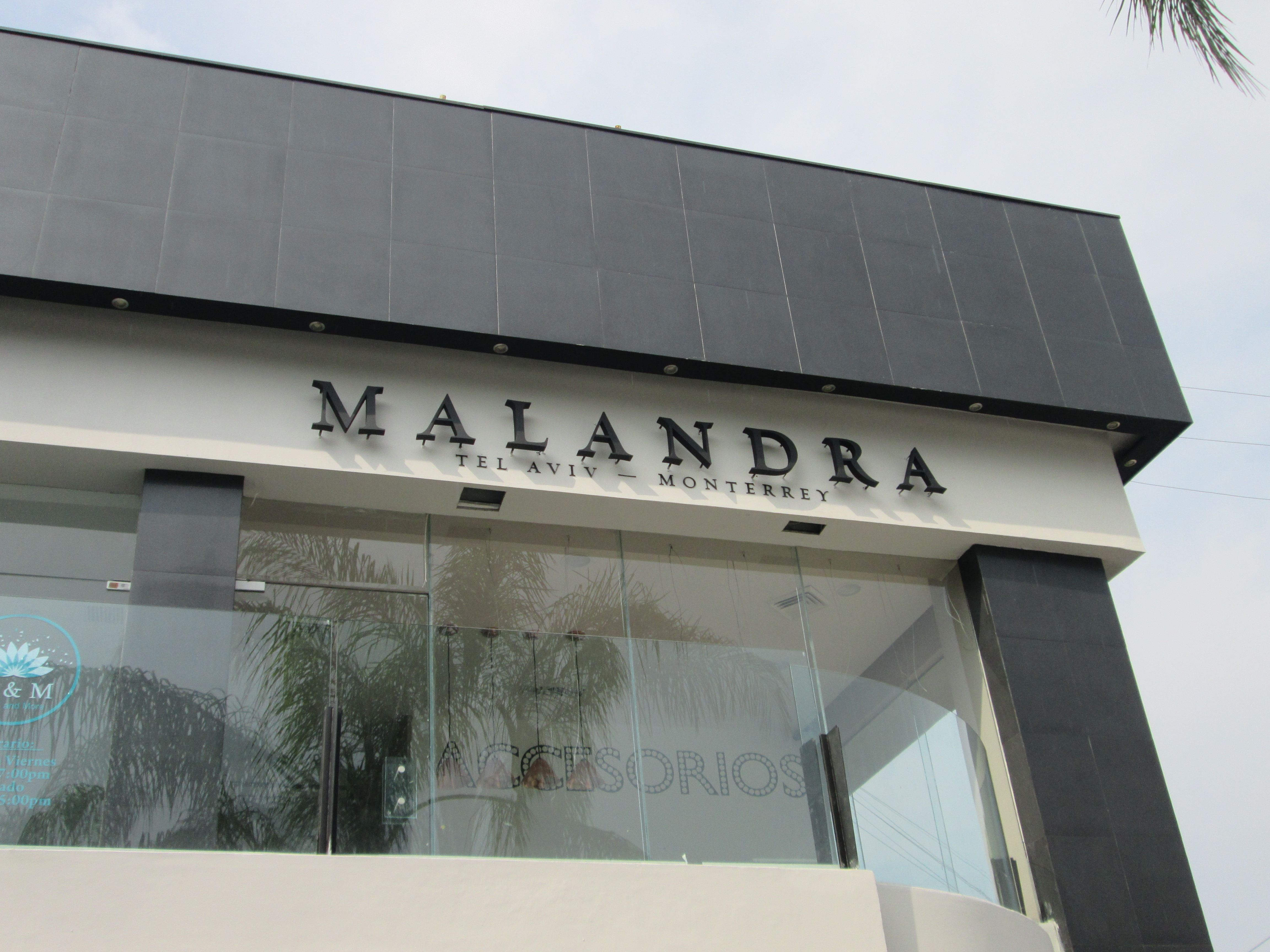 LETRAS MALANDRA