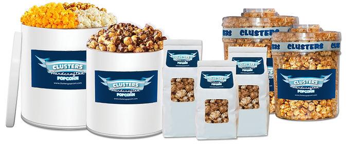 Clusters Popcorn