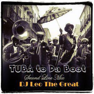 tuba to da boot mix cover.jpg