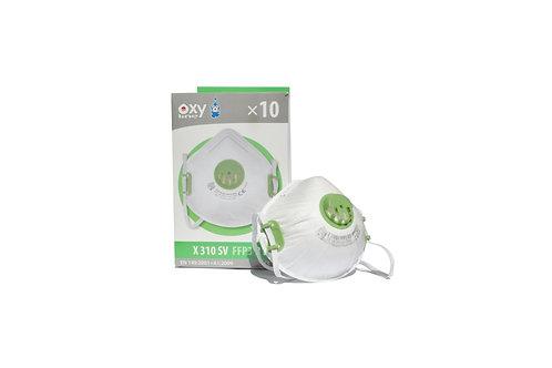 Mascarilla OXYLINE X310 (10 unidades)