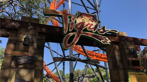 Tigris Roller Coaster