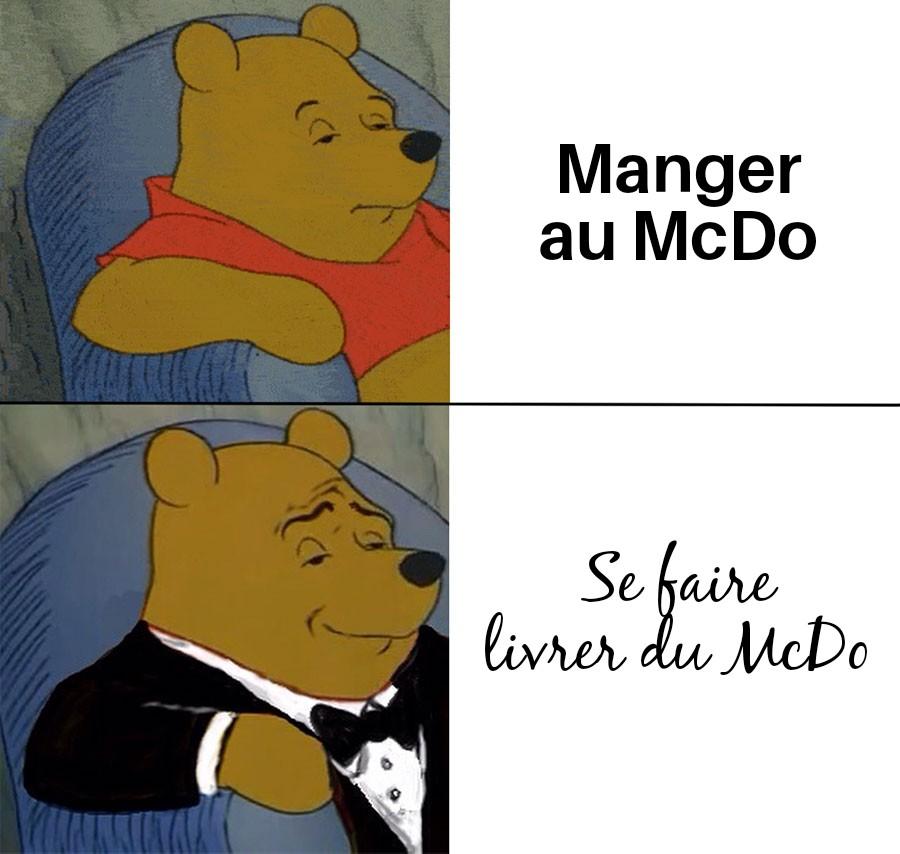 Copie de Tuxedo Pooh mcdo