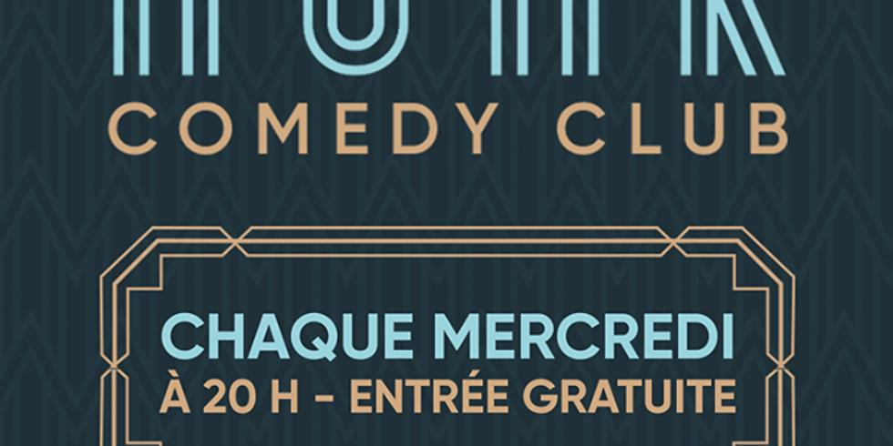 Monk Comedy Club