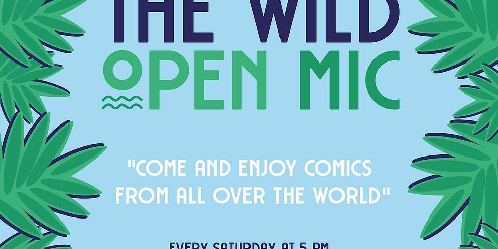 The Wild Open Mic