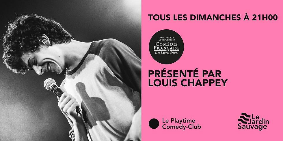 Comédie Française présenté par Louis Chappey