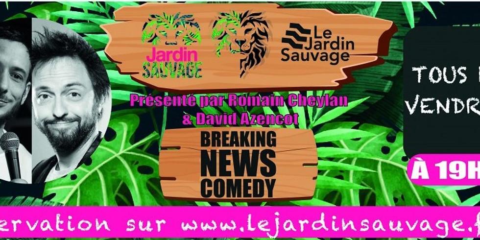 Breaking News Comedy