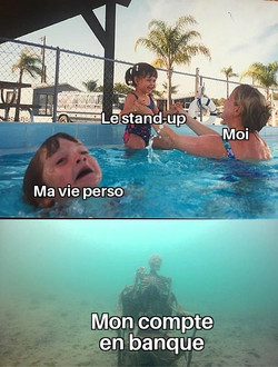 Copie de Mom In Pool With Kids stand-up.