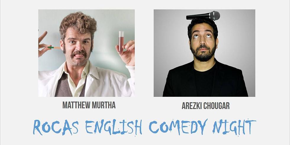 Rocas English Comedy Night