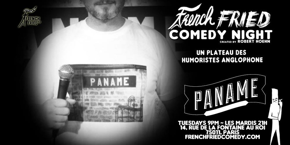 French Fried Comedy Night