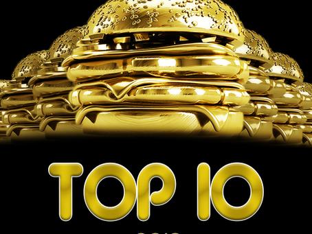 Le TOP 10 des meilleurs films 2019 dans FAIM DE SÉANCE