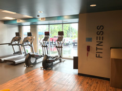 Marriott Fitness Room