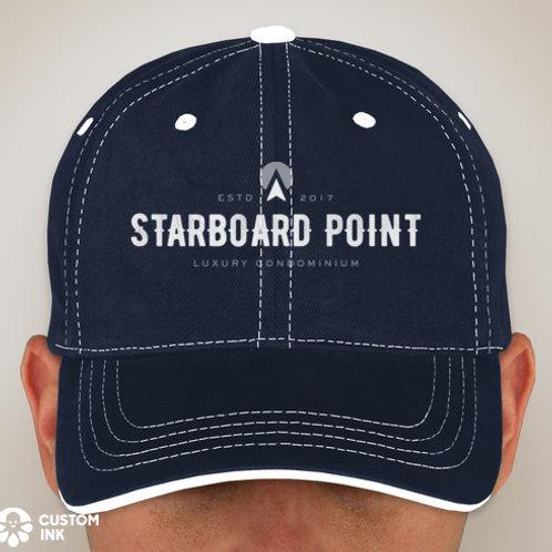 Starboard Point Hat