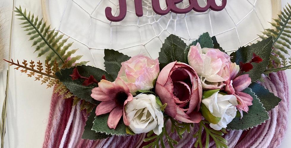 DREAMCATCHER floral- foliage