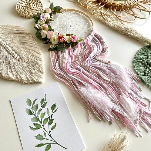 Dreamcatcher- floral/foliage