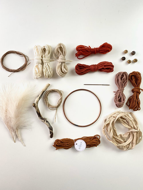 Driftwood DIY Dreamcatcher Kit 2